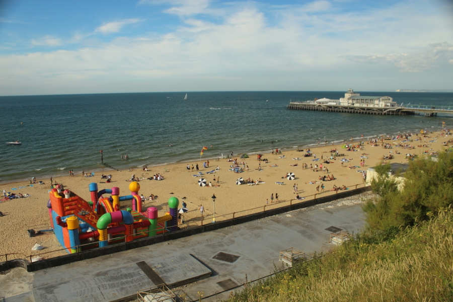 playa Alum Chine Bournemouth