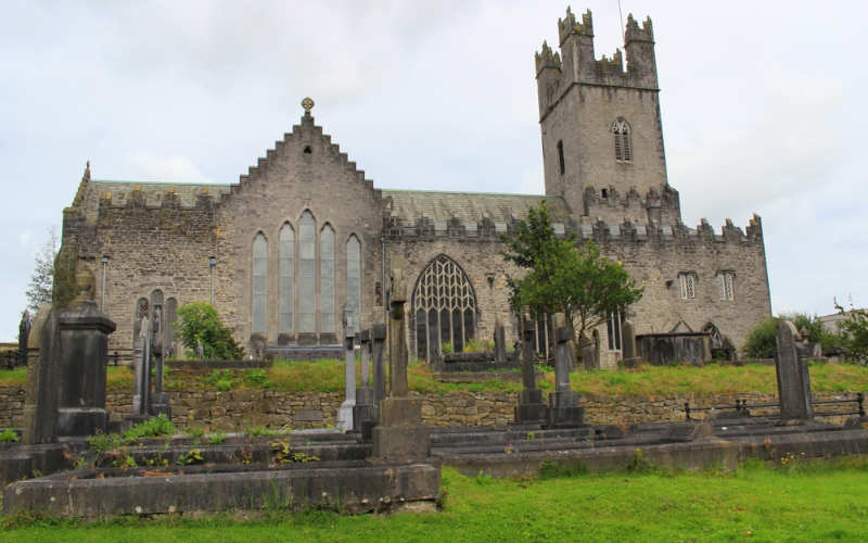 St-Mary's-Cathedral-que-ver-en-limerick