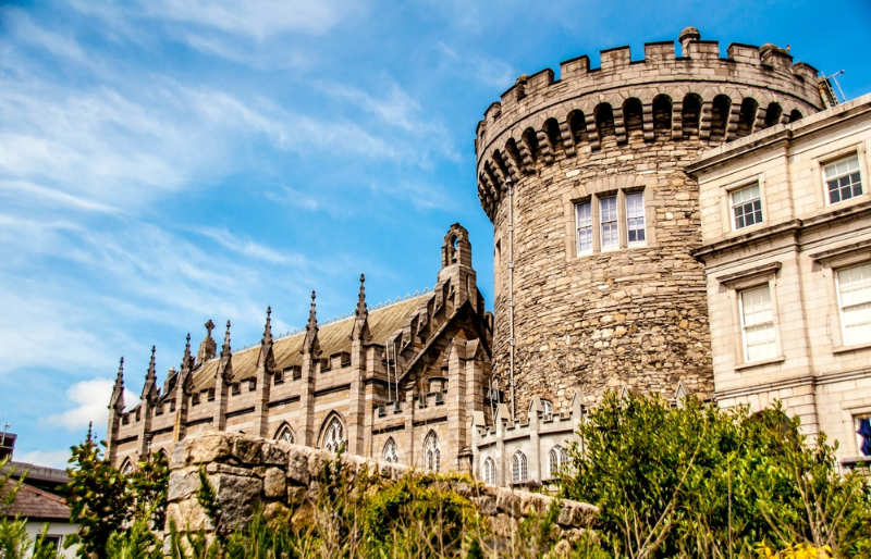 Dublin Castle - dublin turismo