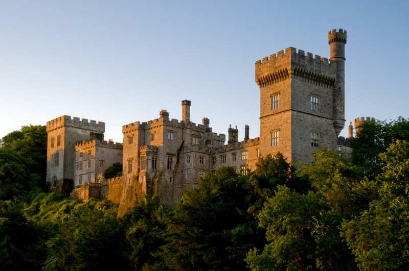 Lismore Castle - castillos irlanda