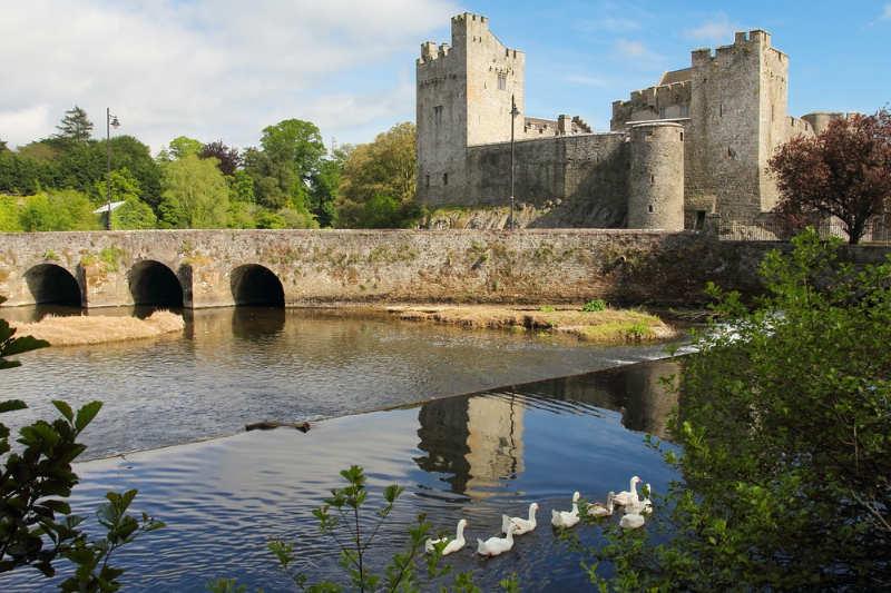 Cahir Castle - castillos en irlanda