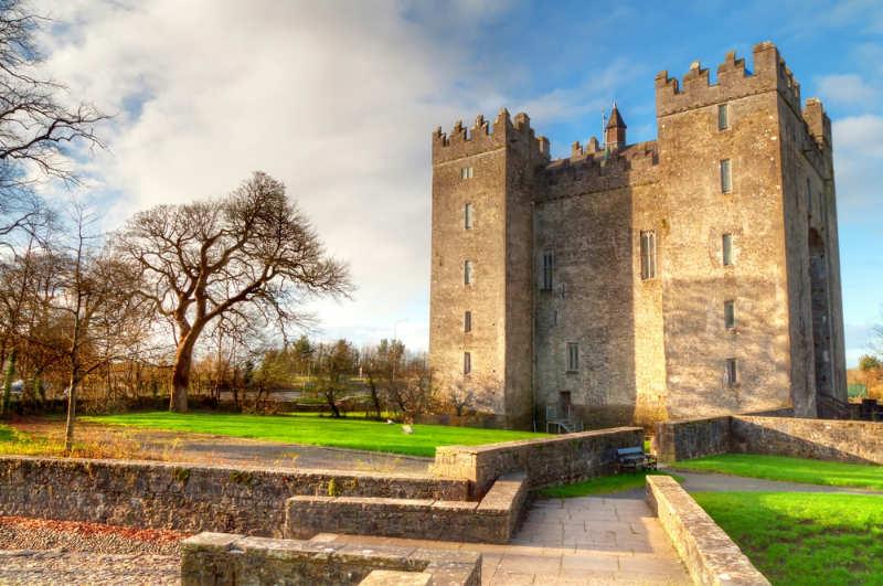 Bunratty Castle - castillos en irlanda