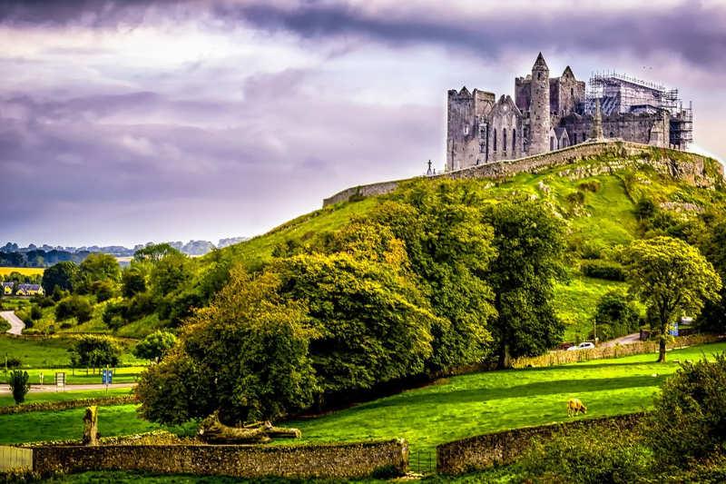 The Rock of Cashel - irlanda lugares de interes