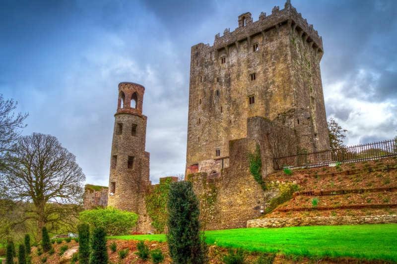 Blarney Castle - que ver en cork