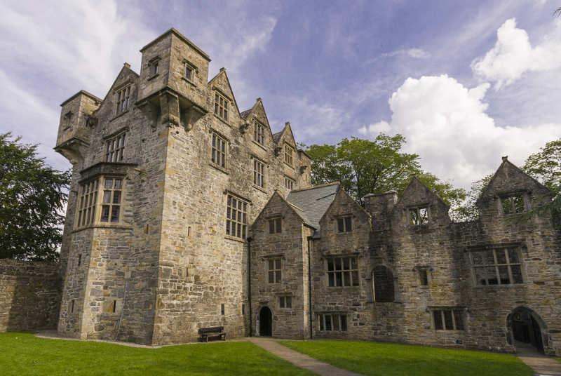 Donegal Castle - castillos irlanda