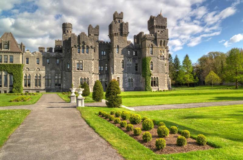 Ashford Castle - castillos en irlanda