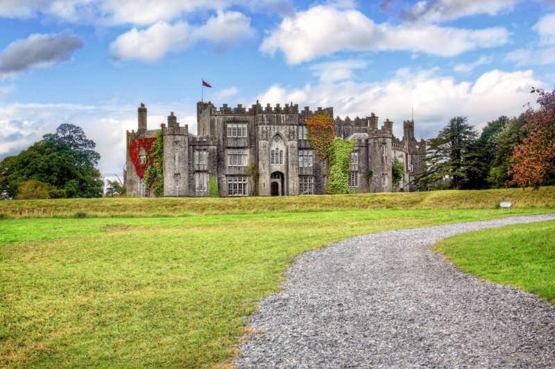 Castillo de birr - castillos irlanda