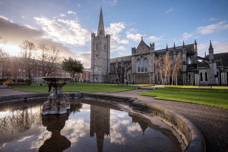 St Patrick's Cathedral - cosas que ver en dublin