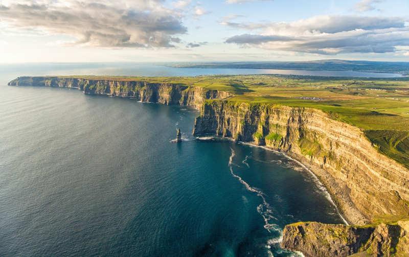 Cliffs of Moher - que ver en dublin