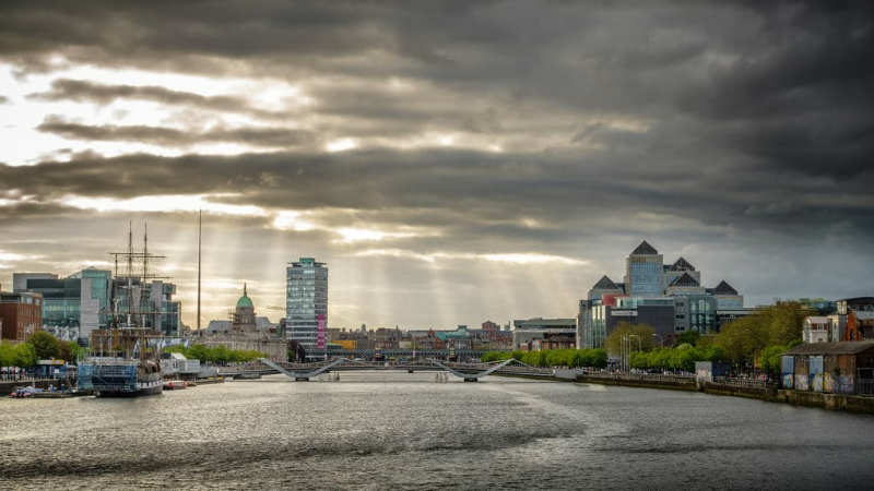 Dublin - que visitar en irlanda