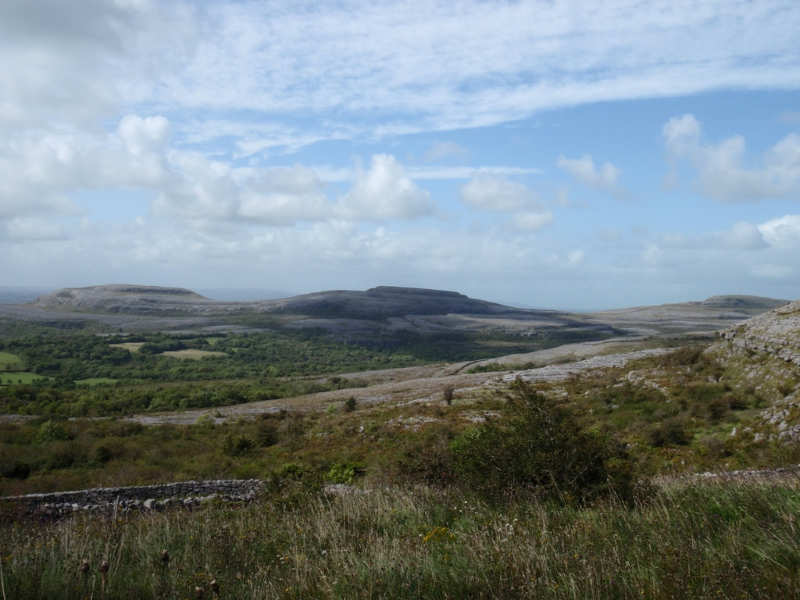 Burren National Park - que ver en irlanda