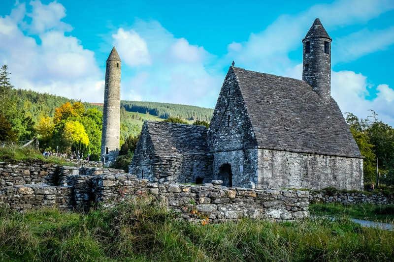 Glendalough - viajar a irlanda