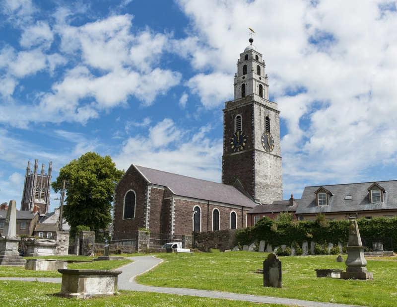 St-Anne's-Church-lugares-que-visitar-en-cork