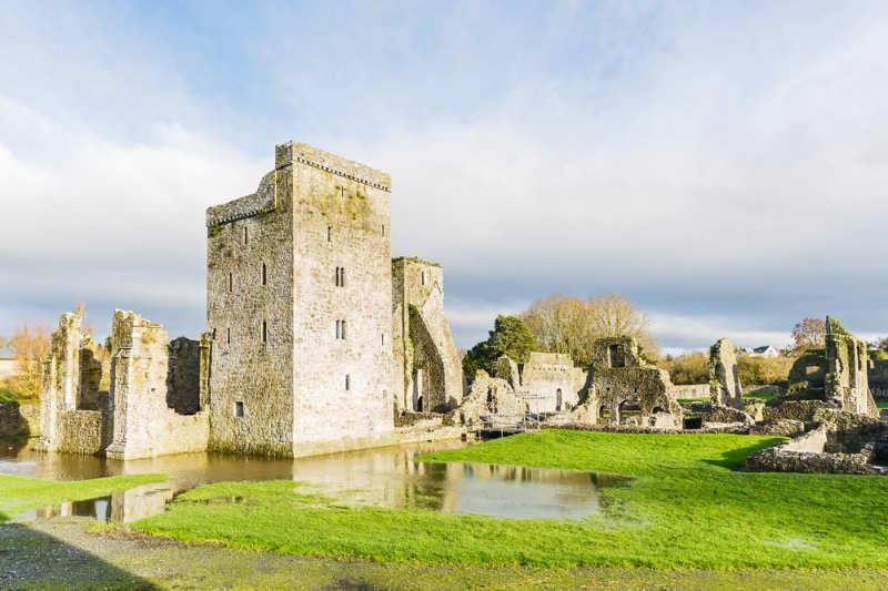 Kells Priory - que hacer en kilkenny