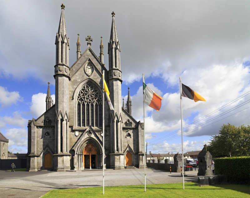 St Mary's Cathedral - que hacer en kilkenny