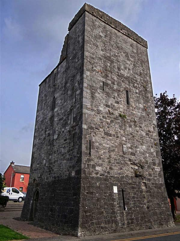 Maudlin Castle - que ver en kilkenny