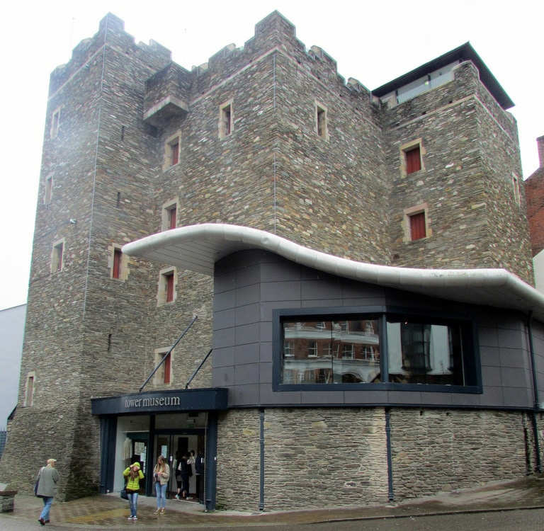 Tower-Museum-que-ver-en-derry