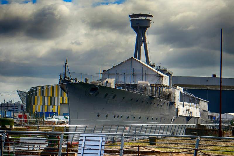 HMS-Caroline-que-ver-en-belfast