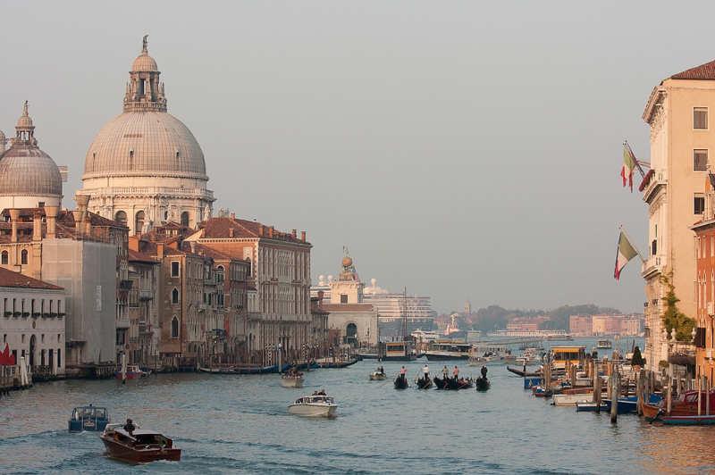 Canale Grande - cosas que ver en venecia