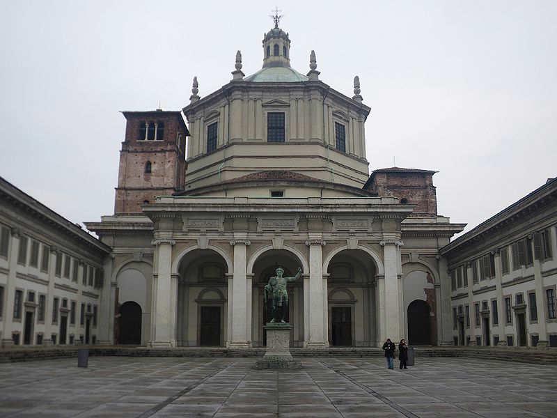 Basilica-di-San-Lorenzo-cosas-que-ver-en-milan