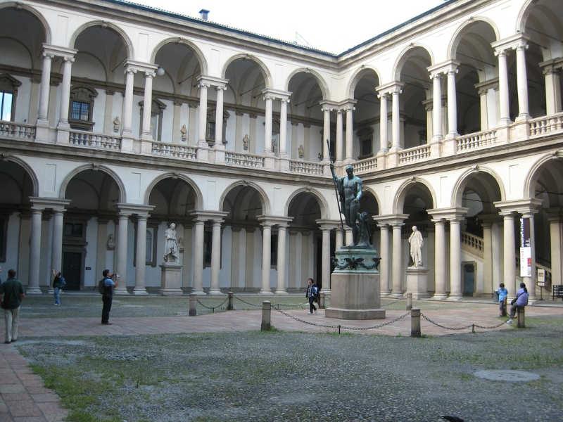 Pinacoteca-di-Brera-cosas-que-ver-en-milan
