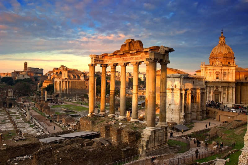 foro Romano - cosas que ver en roma