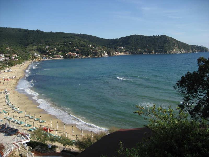 Campo all'Aia Beach - playas italia