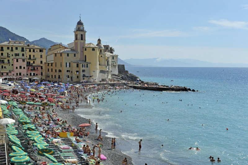 Playa-Camogli-mejores-playas-italia