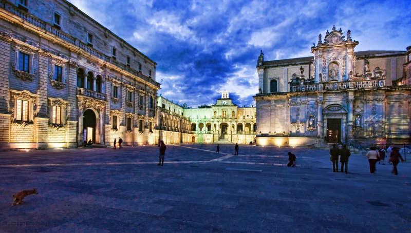 Lecce - que ver en italia