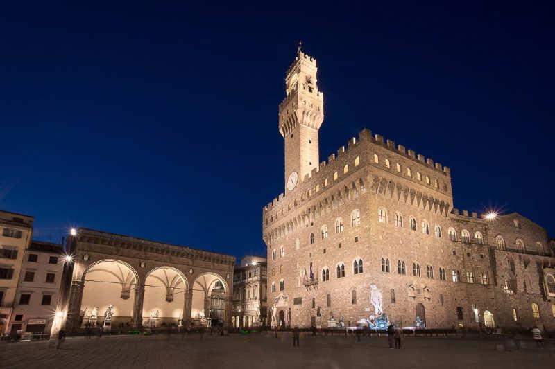 Palazzo Vecchio - cosas que ver en florencia