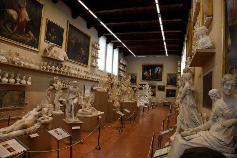 Galleria dell'Accademia - que ver en florencia