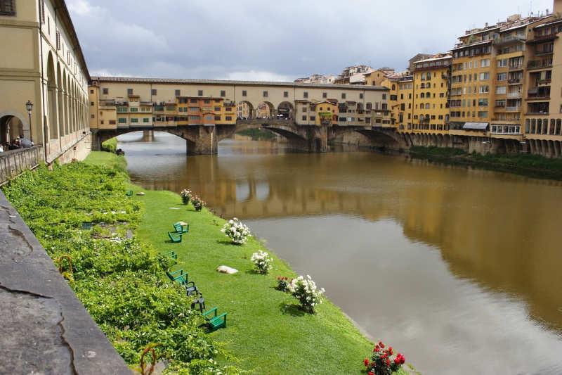 Ponte Vecchio - que ver en florencia