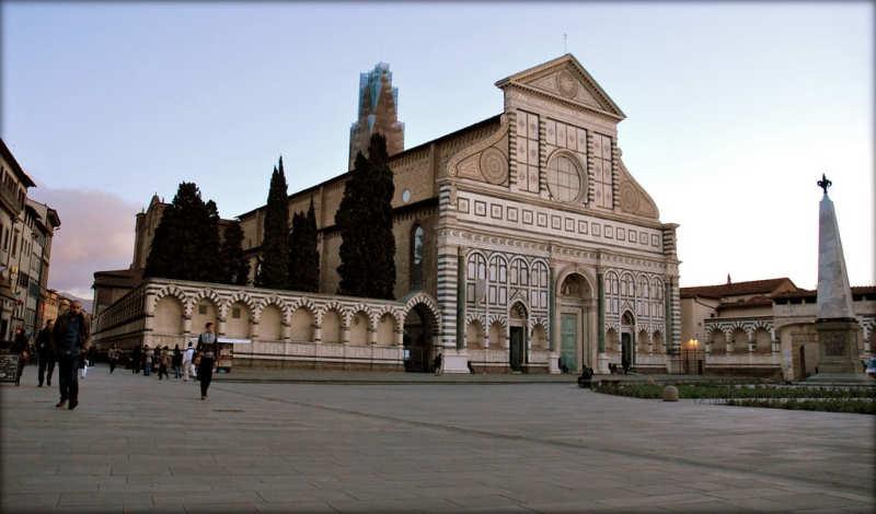 Iglesia de Santa Maria Novella - que ver en florencia