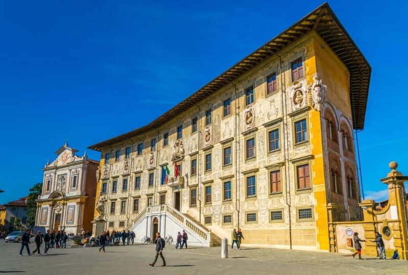 Palazzo-dei-Cavalieri-pisa-turismo