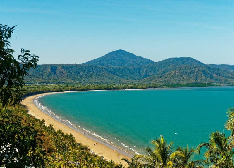 Four Mile Beach, Port Douglas, Queensland