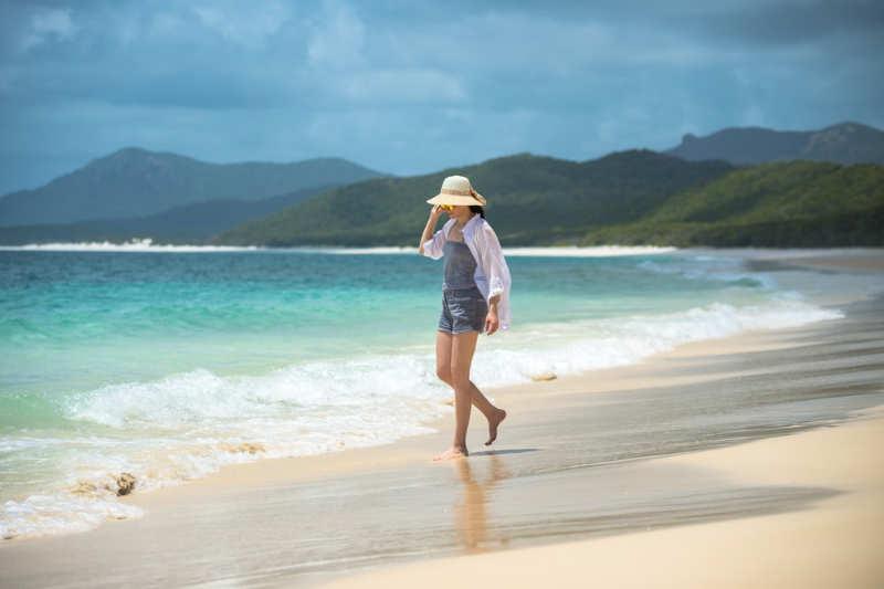 Whitehaven Beach-Queensland