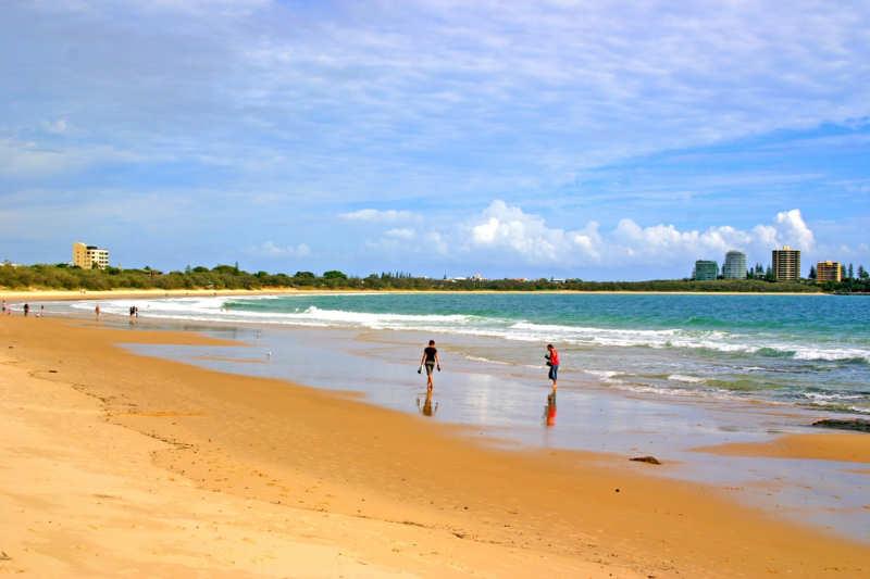 Mooloolaba Beach, Sunshine Coast, Queensland