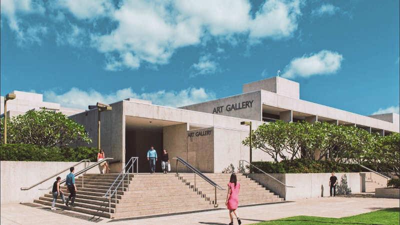 The-GOMA-art-gallery Brisbane