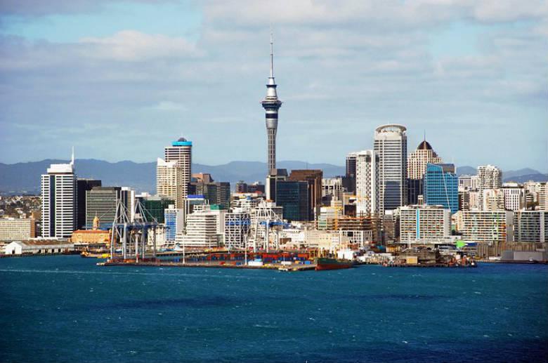 Auckland, North Island