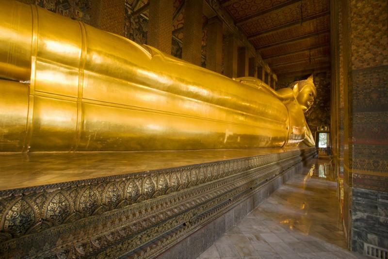 Recicling Budha, Wat Pho To