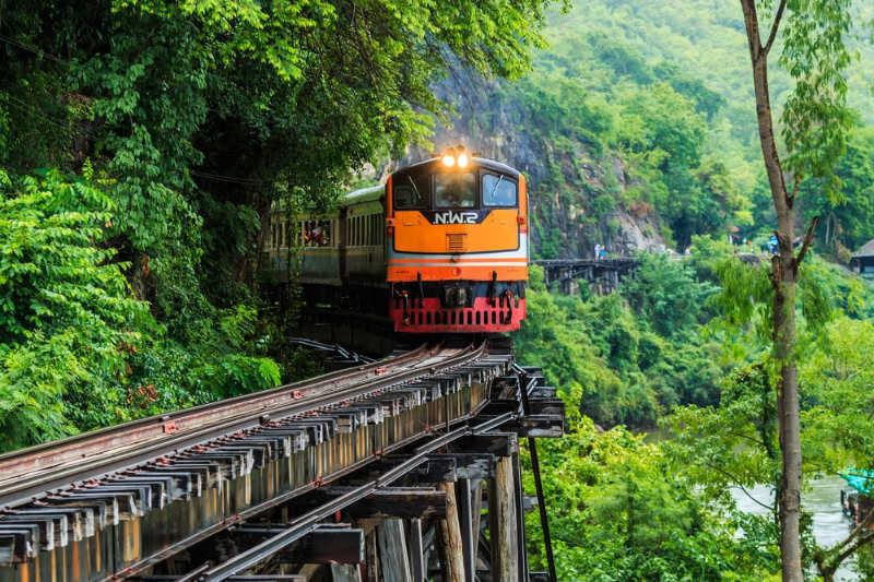 Ferrocarril Thai-Burma