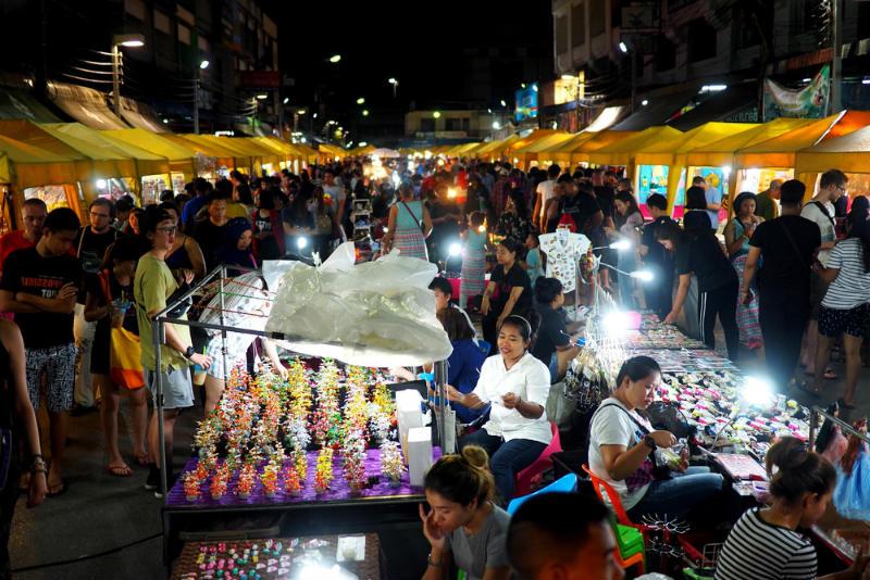 Mercado-Nocturno-de-Krabi