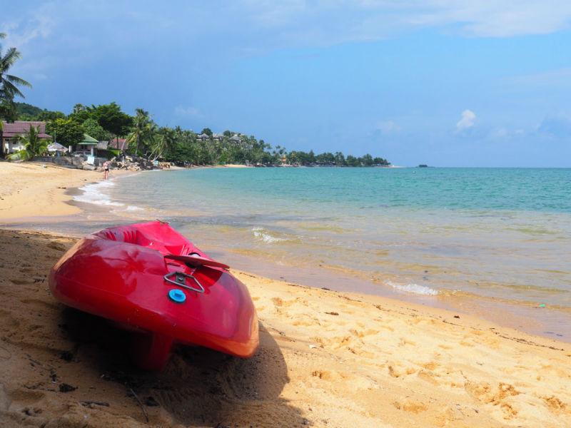 Mae Nam Beach, Koh Samui