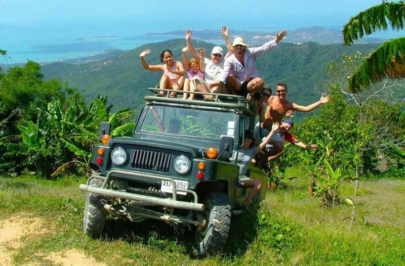 Safari por la Jungla