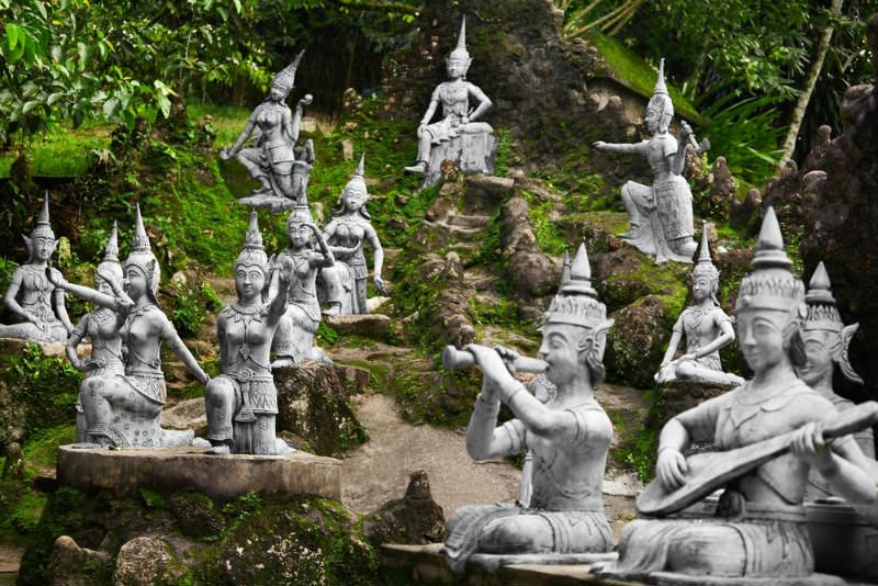 Jardín Secreto de Buda