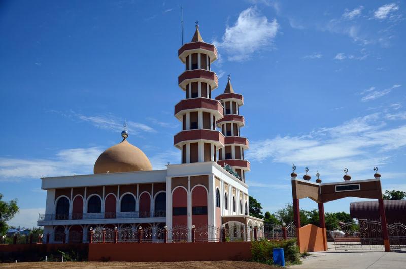 Mezquitas de Ayutthaya