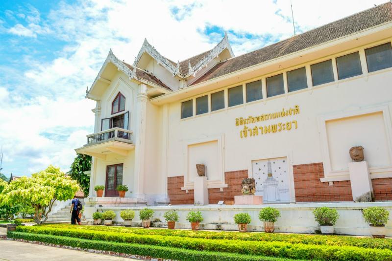 Museo Nacional Chao Sam Phraya