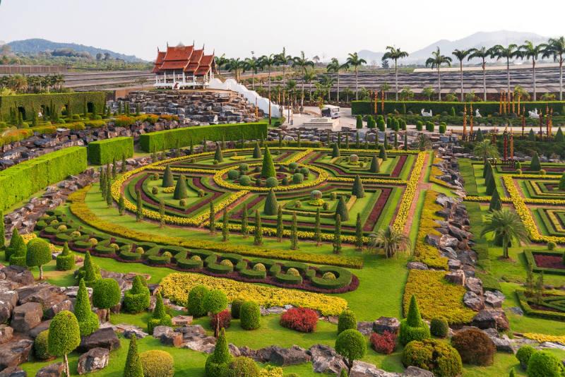 Jardín Botánico Tropical Nong Nooch