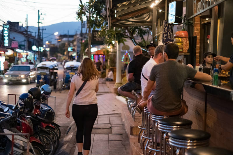 Chiang Mai Vida Nocturna