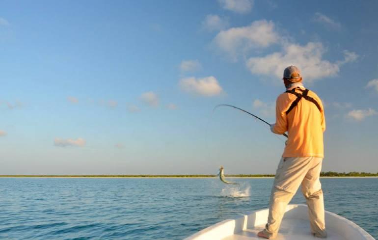 de pesca en holbox